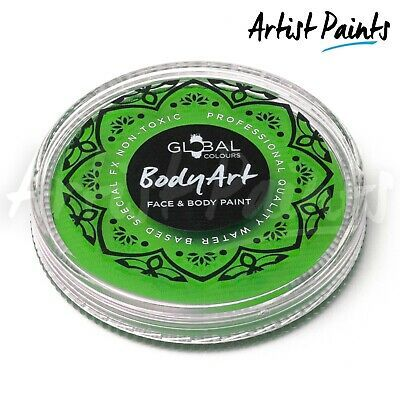 32g Face Body Paint Lime Green