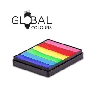 BRIGHTEST RAINBOW - Split Cake 50g