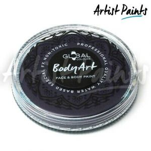 DARK BLUE - 32g Global Colours Professional Face Paint Makeup Cake Body Art