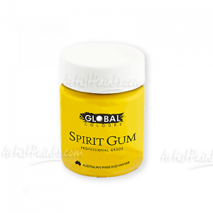 GLOBAL SPIRIT GUM | Global Colours 45g Special FX Makeup Adhesive Halloween