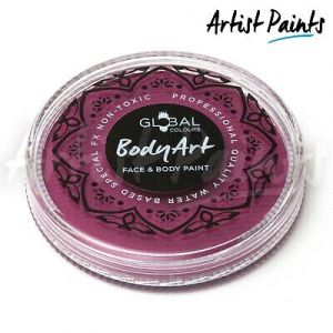 MAGENTA - 32g Global Colours Professional Face Paint Makeup Cake Body Art