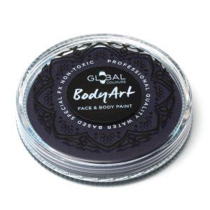 Dark Blue - 32g Global Colours Professional Face Paint Makeup Cake Body Art