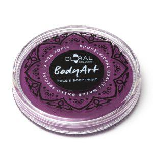 Deep Magenta - 32g Global Colours Professional Face Paint Makeup Cake Body Art
