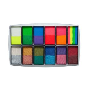 All You Need Bright & Shiny Palette - Global Colours
