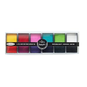 All You Need Mini – Global Colours BodyArt Palette (12 Colours) 6 x 15g