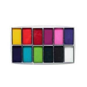 All You Need Palette - 15g 12pk/12 Colours BodyArt Set
