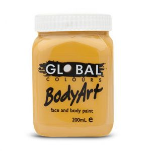 BodyArt Yellow Oxide 15/45/200ml