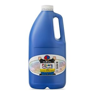 Blue - Global Colours Primary Choice Acrylic Paint - 2 Litre