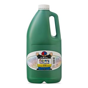 Green - Global Colours Primary Choice Acrylic Paint - 2 Litre