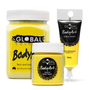 BodyArt Yellow 15/45/200ml