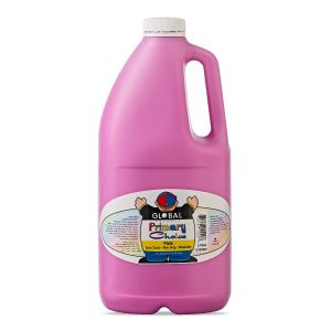Pink - Global Colours Primary Choice Acrylic Paint - 2 Litre