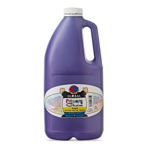 Purple - Global Colours Primary Choice Acrylic Paint - 2 Litre