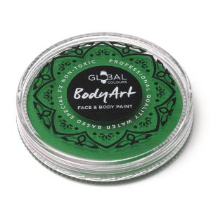 Fresh Green - Global Colours 32g Face & Body Paint Makeup Cake Body Art
