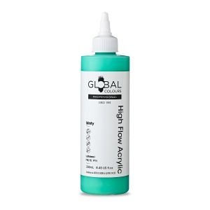 Minty - Global Colours High Flow PROFESSIONAL Acrylic