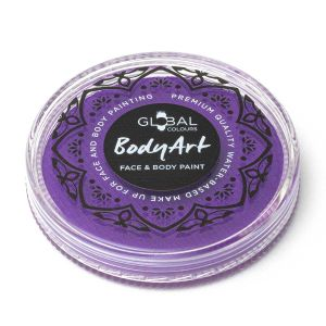 LILAC - 32g Global Colours Professional Face Paint Makeup Cake Body Art