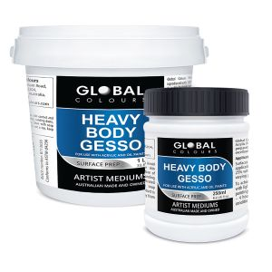 Heavy Body Gesso Primer