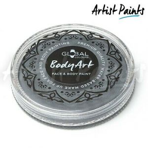 STONE GREY - 32g Global Colours Professional Face Paint Makeup Cake Body Art