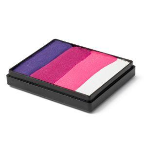 LITTLE LADY - Global Colours Split Cake Magnetic Face & BodyArt Paint
