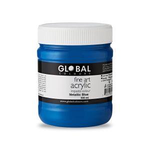 Turquoise Beach - Global Colours Fine Art Acrylic Impasto 500ml