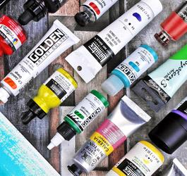 Acrylic Paints Guide: What You Need to Know Before You Buy