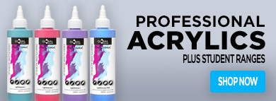 Acrylics Paints - Global Colours